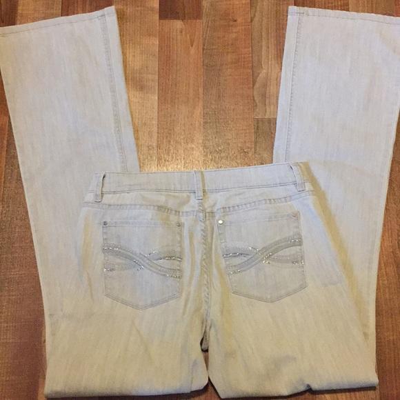 White House Black Market Denim - White House black market jeans size 6